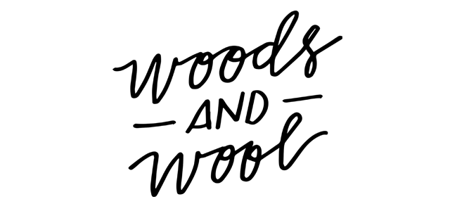 Woods and Wool logo